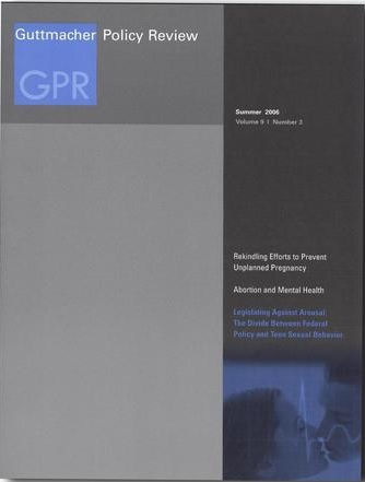 Guttmacher Policy Review
