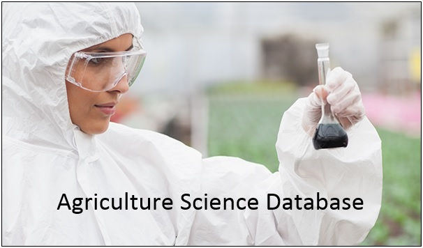 Agriculture Science Database