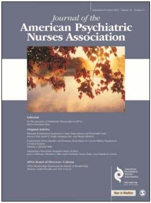 Journal of the American Psychiatric Nurses Association