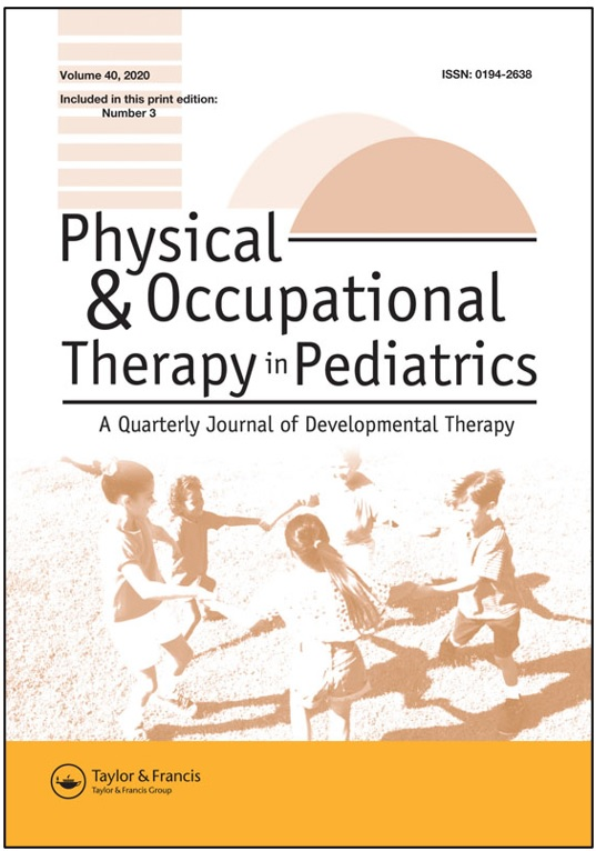 Physical & Occupational Therapy In Pediatrics