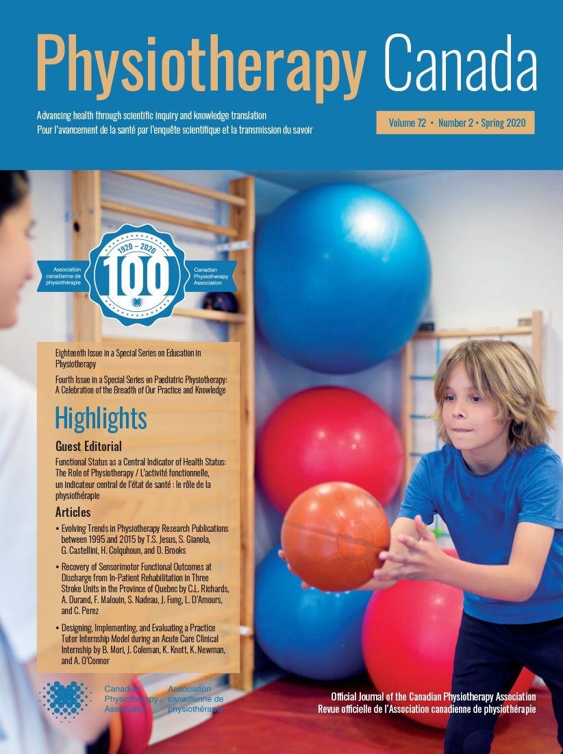 Physiotherapy Canada