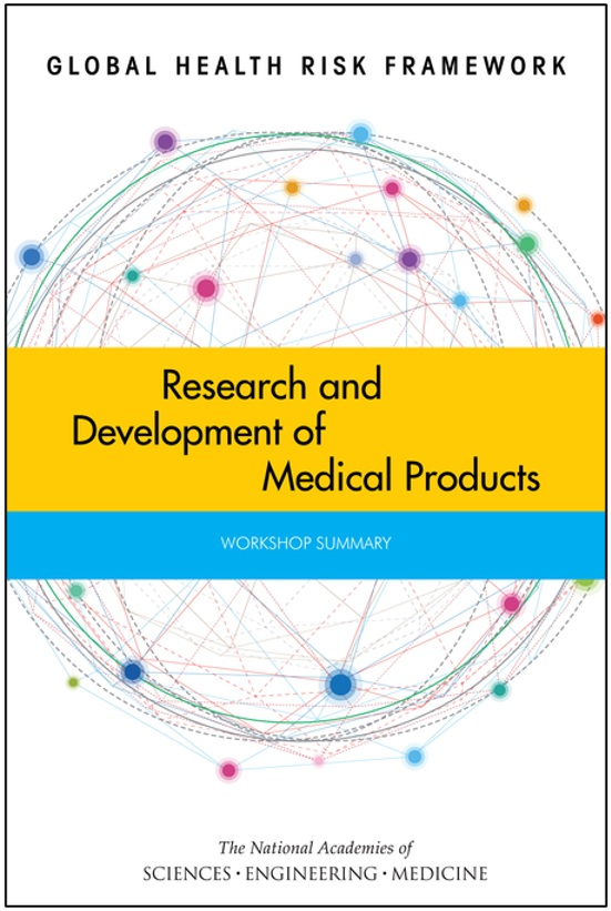 Global Health Risk Framework: Research and Development of Medical Products: Workshop Summary