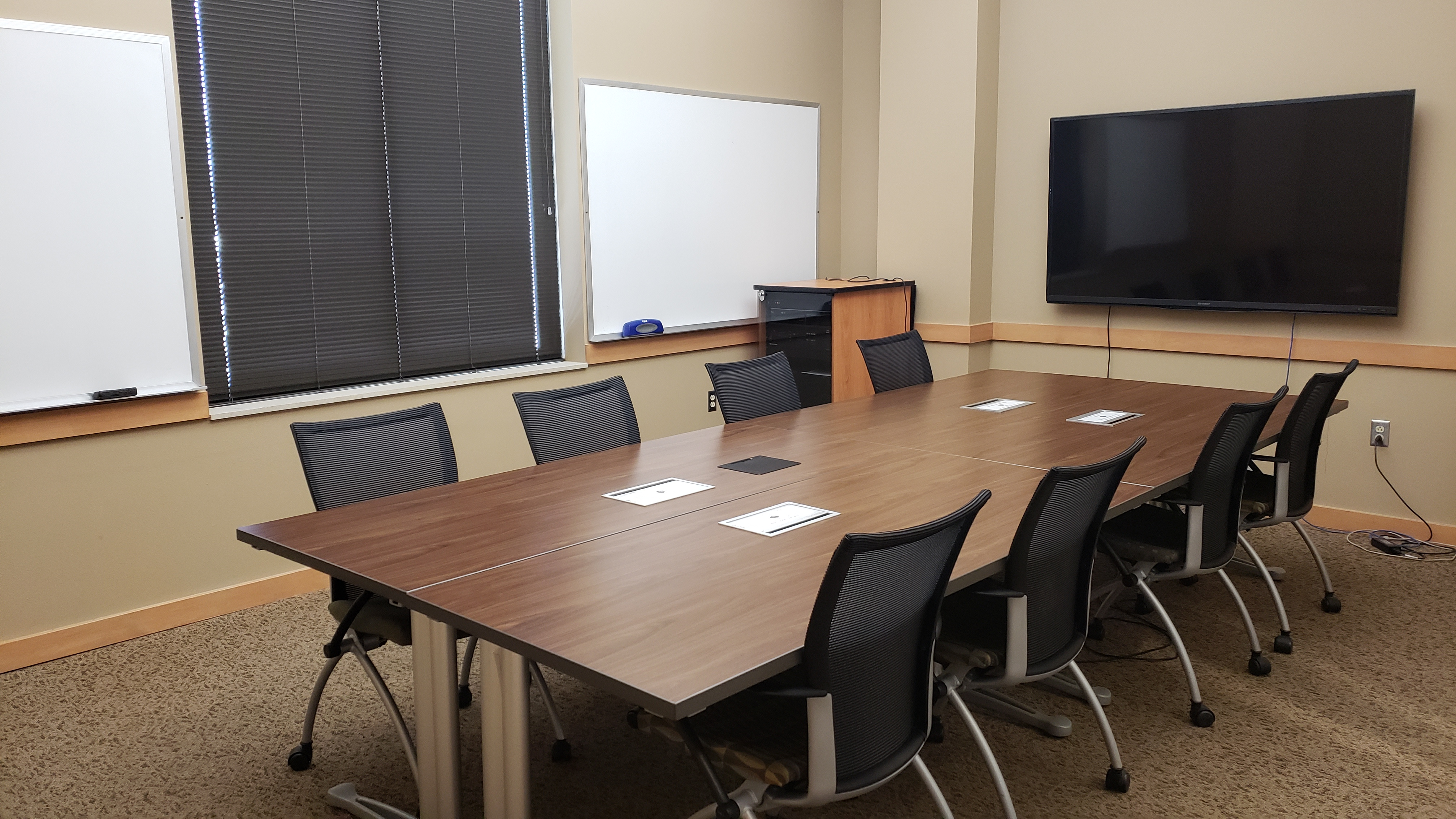 MEB Library Conference Room
