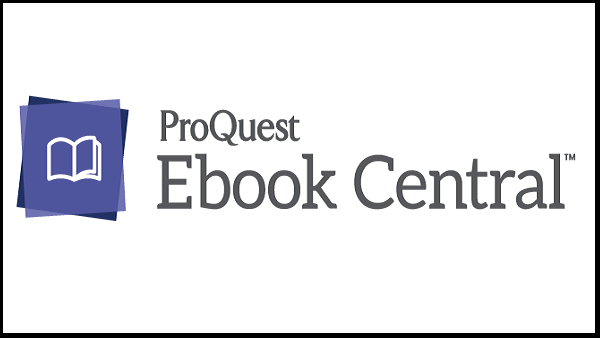ProQuest's eBook Central