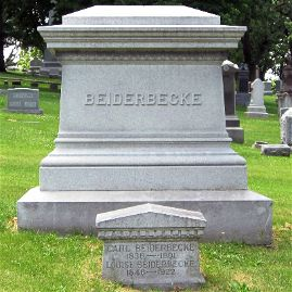 Beiderbecke family
