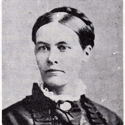 Portrait of Phebe Sudlow