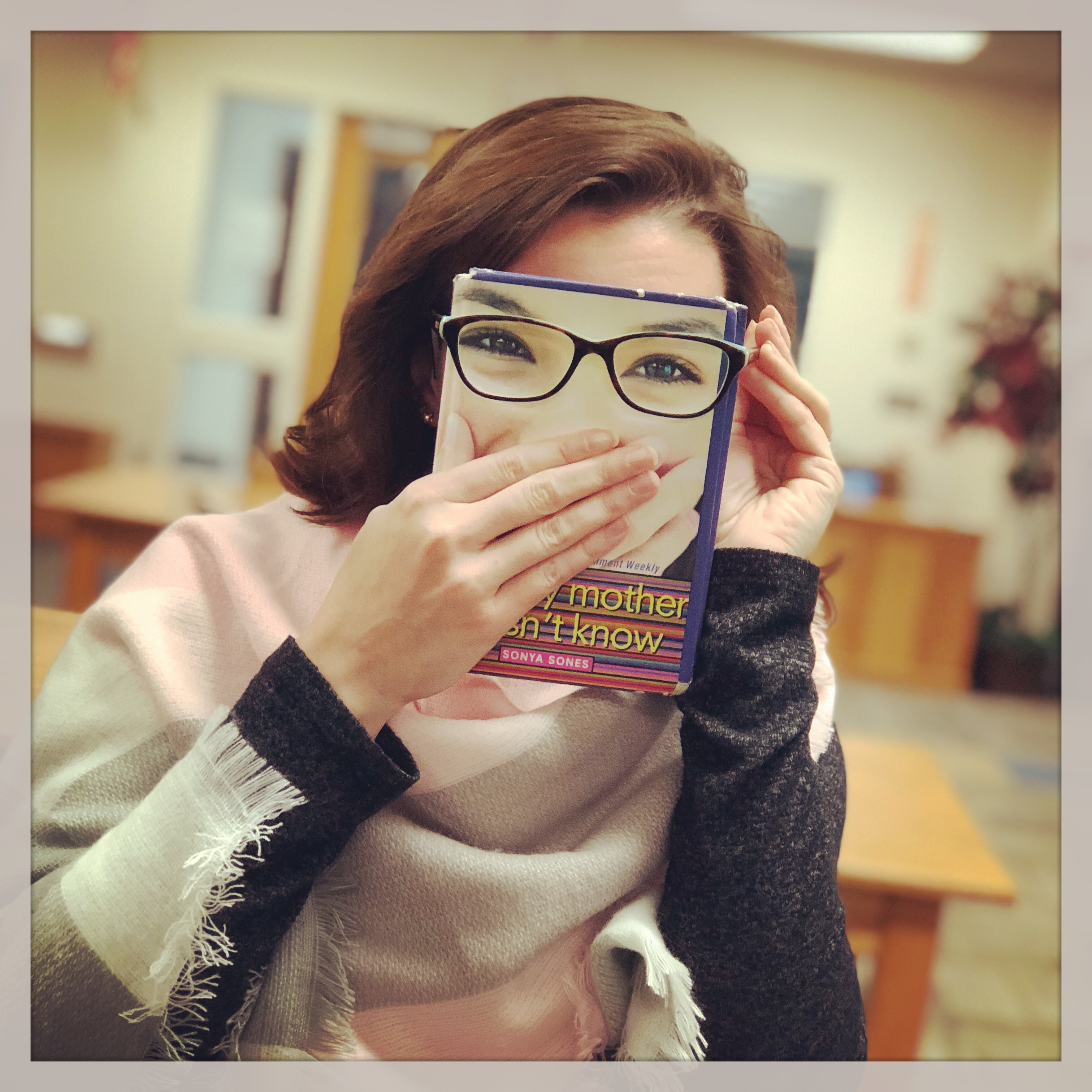 Book Face Friday Photo