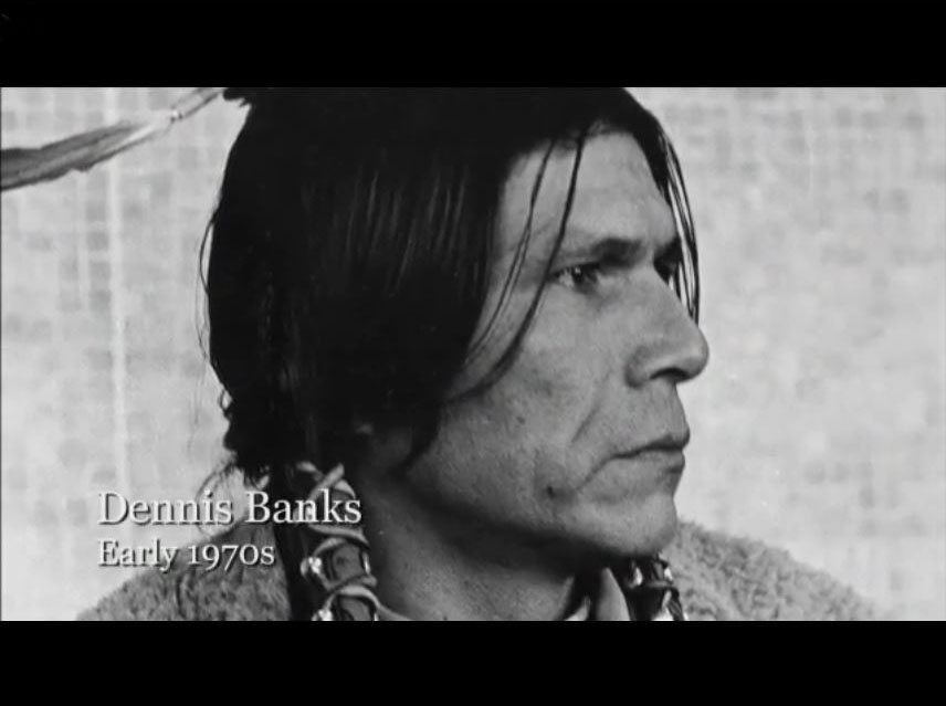 Screenshot from the documentary film