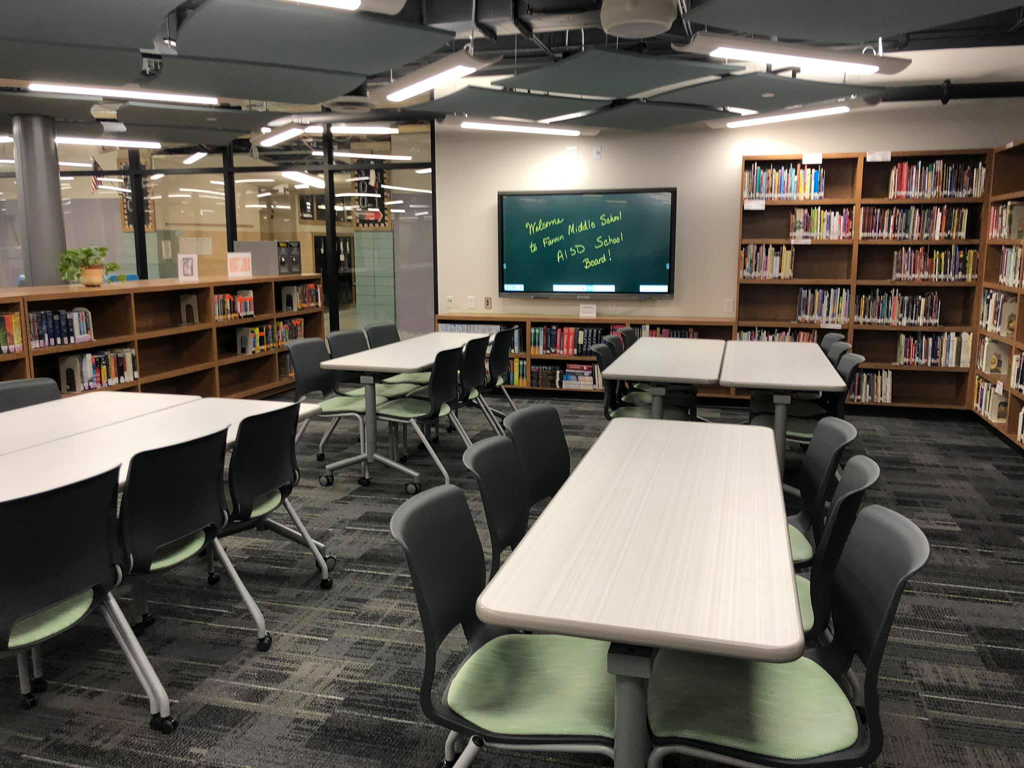 New library2
