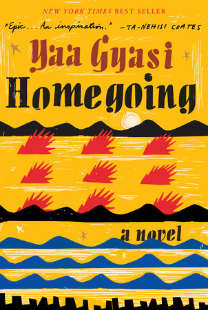 Homegoing book cover
