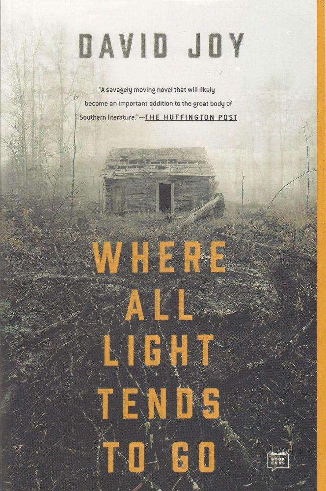 Where All Light Tends to Go book cover