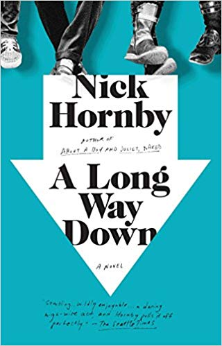 Second Monday Book Discussion: A Long Way Down