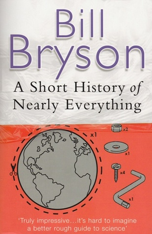 A Short History of Nearly Everything (book cover)