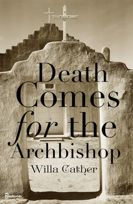 Death Comes for the Archbishop book cover