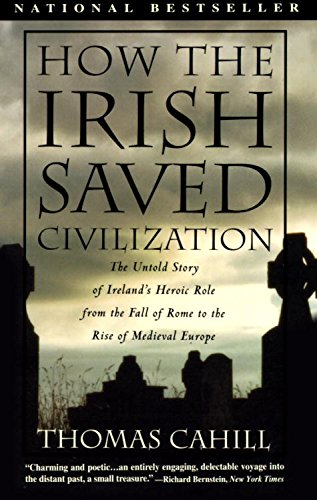 How the Irish Saved Civilization book cover