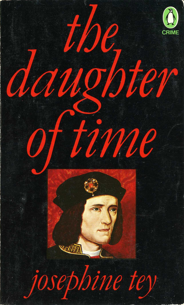 The Daughter of Time book cover