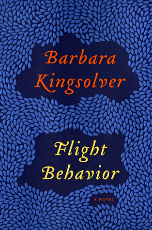 Flight Behavior (book cover)