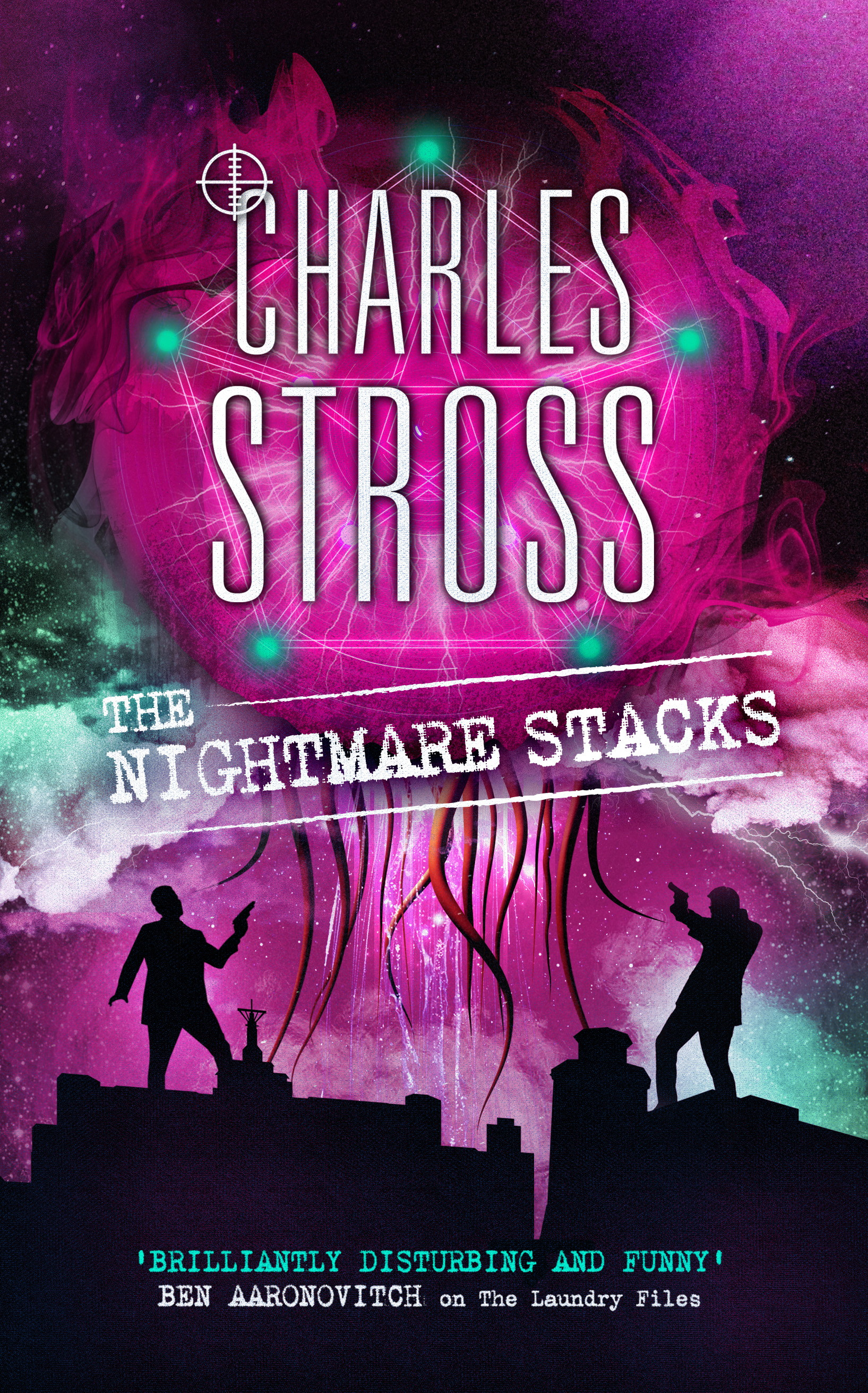 The Nightmare Stacks book cover