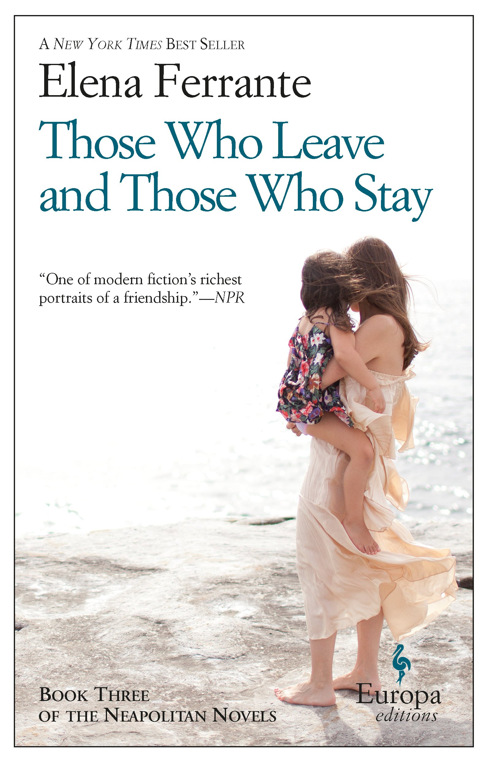 Those Who Leave and Those Who Stay book cover