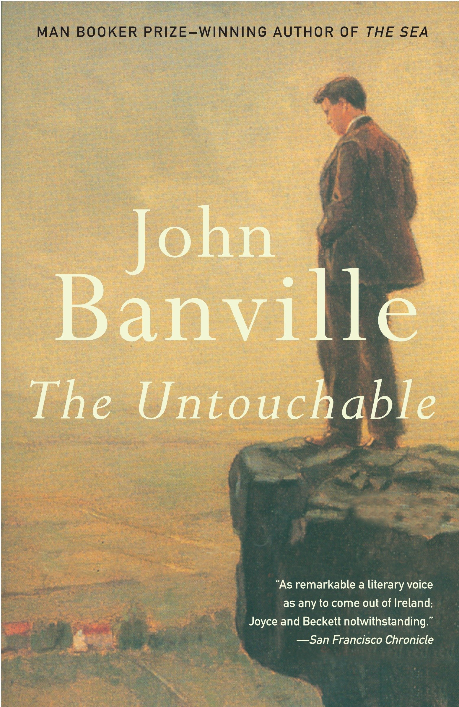 The Untouchable book cover