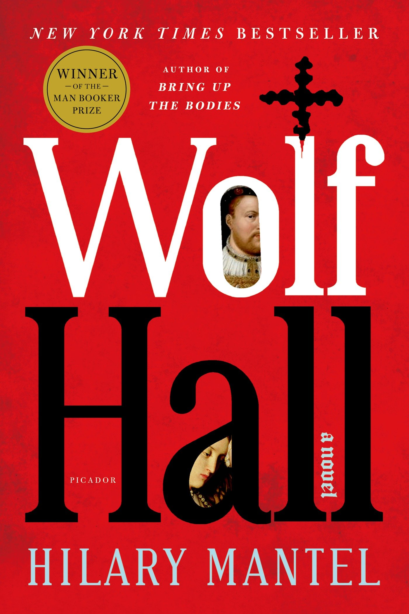 Wolf Hall book cover