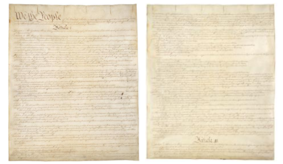 Constitution of the United States, National Archives Catalog