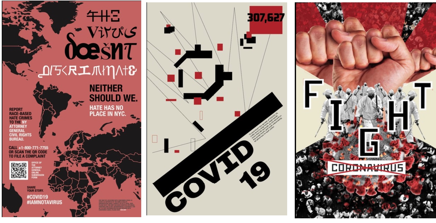 COVID-19 Posters