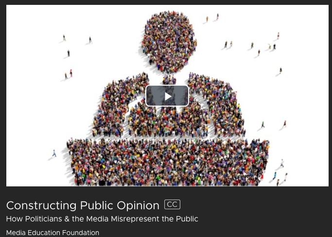 Construction Public Opinion Video