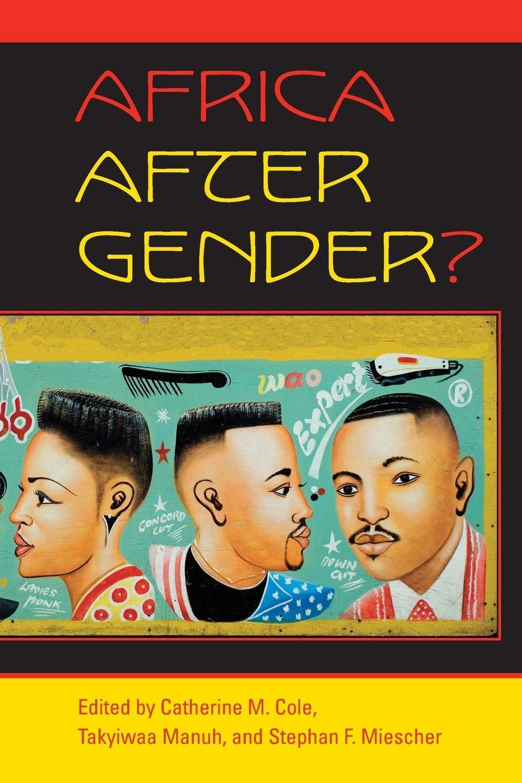book cover: Africa After Gender?