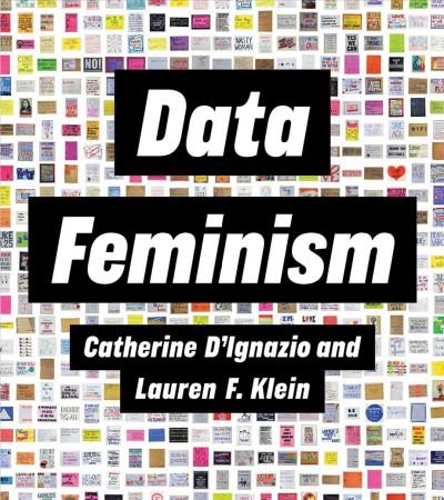 book cover: Data Feminism