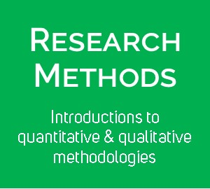 Link: Research Methods - Introductions to quantitative & qualitative methodologies