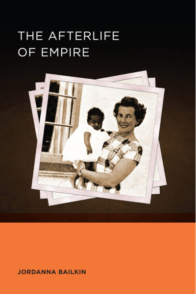 book cover: The Afterlife of Empire