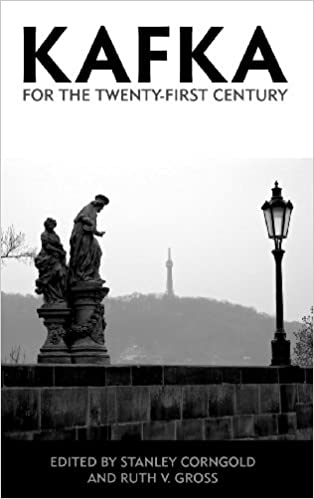 book cover: Kafka for the Twenty-First Century