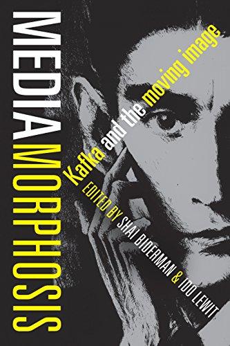 book cover: Mediamorphosis : Kafka and the Moving Image