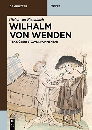 book cover: Wilhalm Von Wenden : Text, Übersetzung, Kommentar