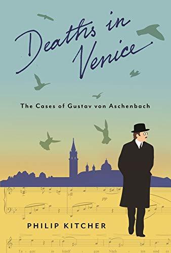 book cover: Deaths in Venice : The Cases of Gustav von Aschenbach