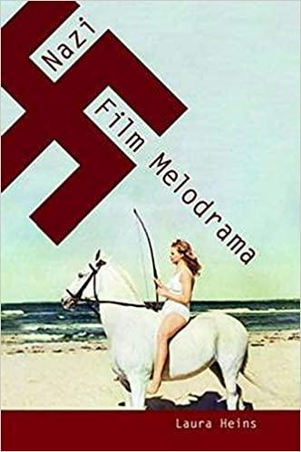 book cover: Nazi Film Melodrama
