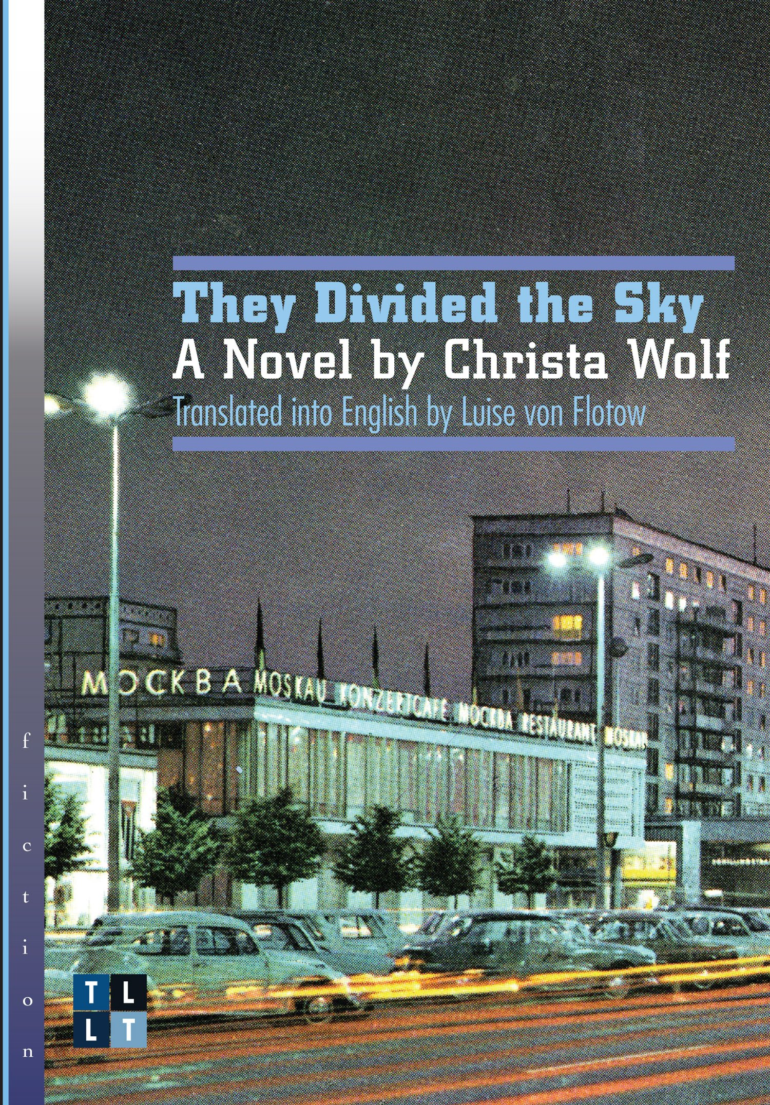 book cover: They Divided the Sky: A Novel by Christa Wolf