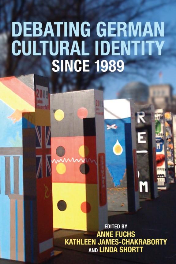 book cover: Debating German Cultural Identity since 1989