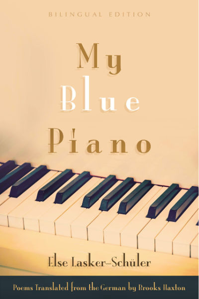 book cover: My Blue Piano