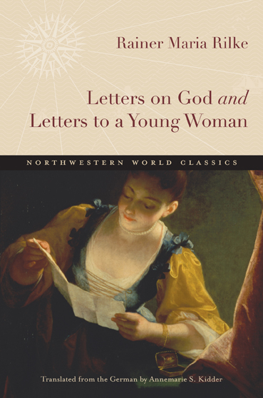 book cover: Letters on God and Letters to a Young Woman