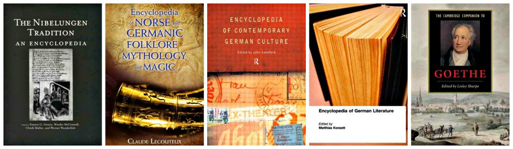 Sample encyclopedia book covers