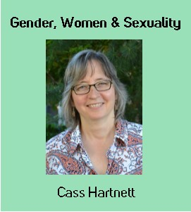 Image: Cass Hartnett, Gender, Women & Sexuality Studies Librarian
