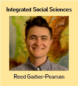 Image: Reed Garber-Pearson, Integrated Social Sciences Librarian