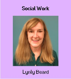 Image: Lynly Beard, Social Work Librarian