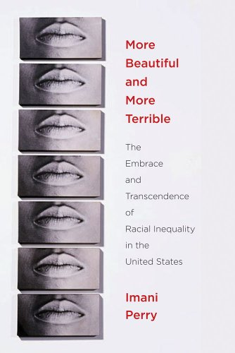 book cover: More Beautiful and More Terrible: the Embrace and Transcendence of Racial Inequality in the United States