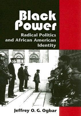 book cover: Black Power : Radical Politics and African American Identity