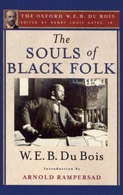 book cover: The Souls of Black Folk