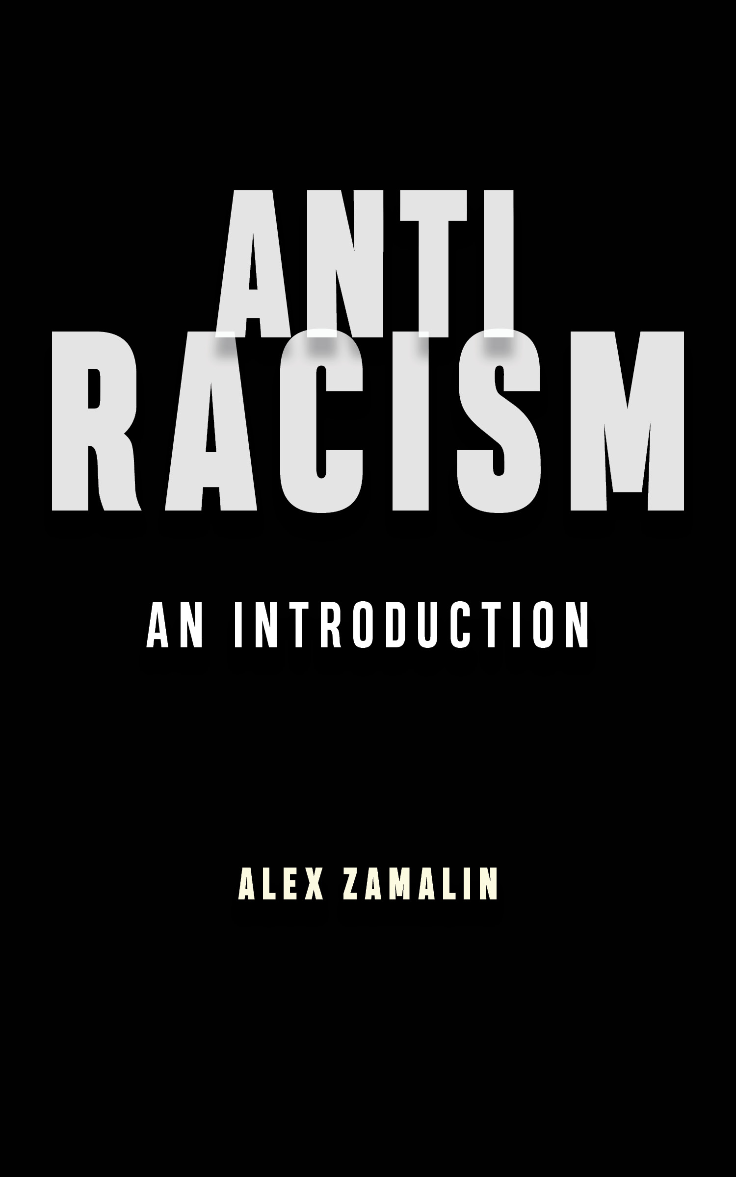 book cover: Antiracism: An Introduction