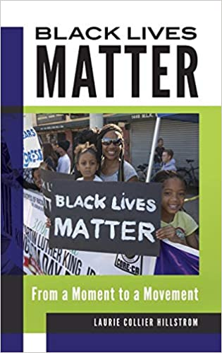 book cover: Black Lives Matter : from a Moment to a Movement